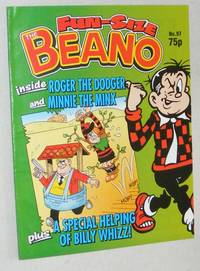 Fun-Size Beano No.97. Roger the Dodger in 'Concert Capers!', Minnie the Minx in...