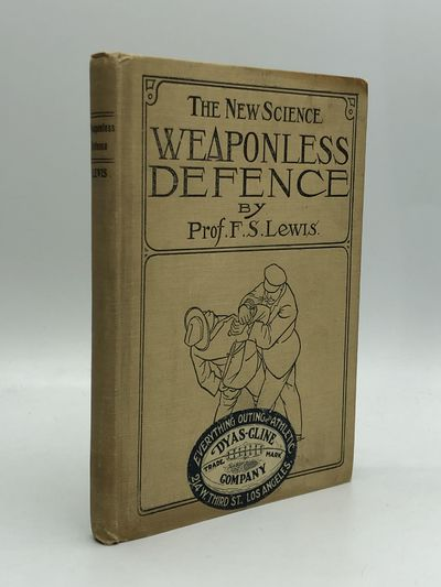 Los Angeles: Prof. Frank S. Lewis, 1906. First Edition. Hardcover. Very good. In response to the jiu...