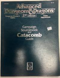Campaign Sourcebook and Catacomb Guide/Dungeon Master's Guide/Rules Supplement/ (Advanced...