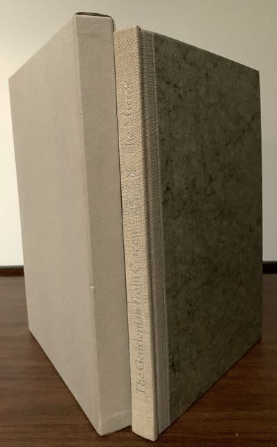New York: Limited Editions Club, 1979. Hardcover. Gray cloth spine and decorated boards, spine lette...