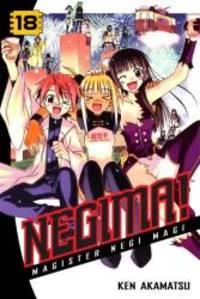image of Negima!: Magister Negi Magi, Vol. 18