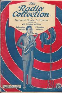 image of The Radio Collection of National Songs_Hymns for Eb Saxaphone and Piano