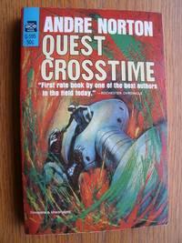 image of Quest Crosstime aka Crosstime Agent # G-595