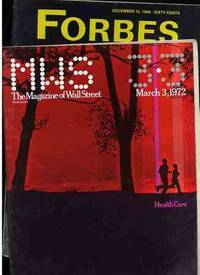 MWS 33 THE MAGAZINE OF WALL STREET, MARCH 3, 1972 Volume 129, Number Seven