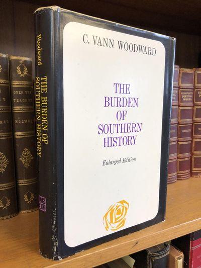Baton Rouge: Louisiana State University Press, 1970. Enlarged Edition. Hardcover. Octavo, 250 pages;...