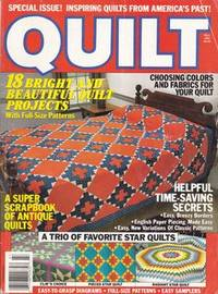 QUILT - The World's Most Complete Guide to Quilting (Vol.16, No. 3) - Fall, 1994