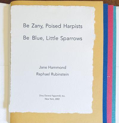 Be Zany, Poised Harpists / Be Blue,...