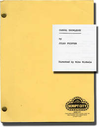 Carnal Knowledge (Original screenplay for the 1971 film)