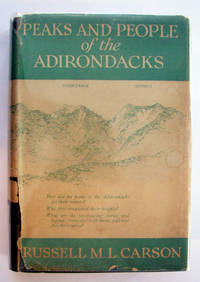 Peaks and Peoples of the Adirondacks