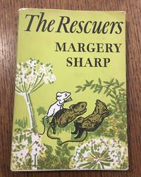 THE RESCUERS. With drawings by Judith Brook