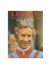 Lester: Return of a Legend by  John Karter - Hardcover - from World of Books Ltd (SKU: GOR004563752)