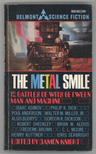 New York: Belmont Books, 1968. Small octavo, pictorial wrappers. First edition. Belmont Books B60-08...