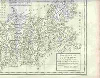 """Province XV  Quey-Chew,  Drawn on the Spot by the Peres Fridelli and Regis in the Year 1716... From """"A Description of the Empire of China and Chinese-Tartary,..."""""""