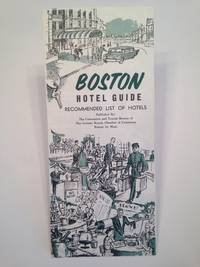 image of BOSTON HOTEL GUIDE RECOMMENDED LIST OF HOTELS