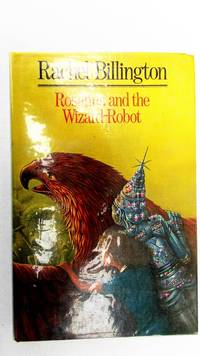 image of Rosanna and the Wizard-Robot.
