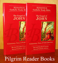 The Gospel of John: Ignatius Catholic Study Bible. (2 copies).