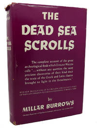 THE DEAD SEA SCROLLS by Millar Burrows - Hardcover - Fourteenth Printing - 1961 - from Rare Book Cellar and Biblio.com