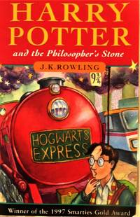 Harry Potter and the Philosopher's Stone by J. K. Rowling - Paperback - 1st Edition 5th or later Printing - 1997 - from Treasured Books Ltd and Biblio.com