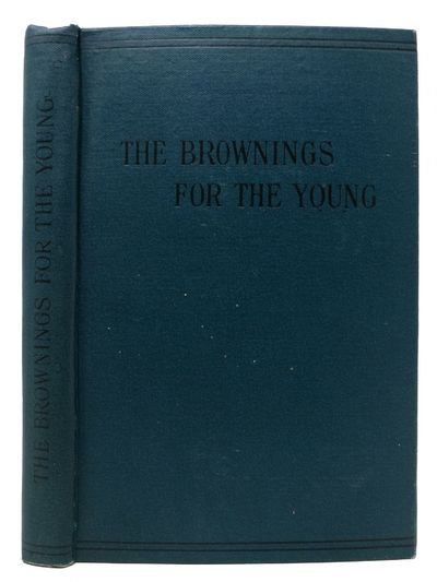 London: Smith & Elder, 1896. 1st thus. Review copy. Blue cloth with black lettering. VG+. 203 pp. 12...