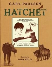Hatchet by Gary Paulsen - Hardcover - 2007 - from ThriftBooks and Biblio.com