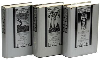 NY: Random House, 1981. Hardcover. Very good. xii, 1040pp; xii, 1197pp; xii, 1128pp. Remainder mark ...