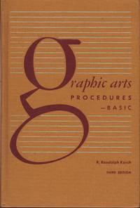 GRAPHIC ARTS PROCEDURES, Third Edition.