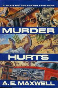 image of Murder Hurts; A Fiddler and Flora Mistery