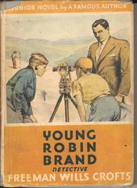 Young Robin Brand Detective