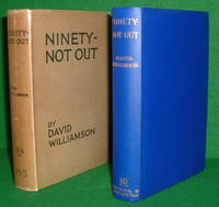 NINETY-NOT OUT,  a Record of Ninety Years ' Child welfare Work of the Shaftsbury Society and RSU by  DAVID WILLIAMSON - 1st Edition - 1934 - from booksonlinebrighton and Biblio.com