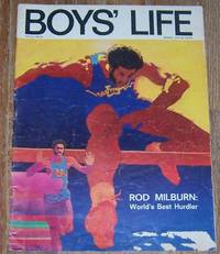 BOYS' LIFE MAGAZINE AUGUST 1972