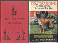 image of Dog Training Made Easy for You and Your Dog
