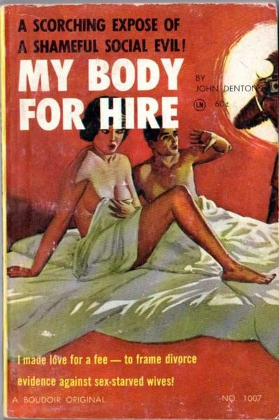New York: Boudoir Books, 1962. First Edition. First Edition. a paperback original. Very Good to Fine...