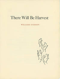 There Will Be Harvest [cover title]