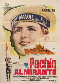 image of Panchin almirante (Original poster for the 1961 film)