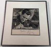 Framed Signed Photograph