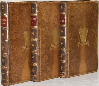 London and New York: Macmillan and Co, 1888. Full Leather. Very Good binding. Poems by Matthew Arnol...