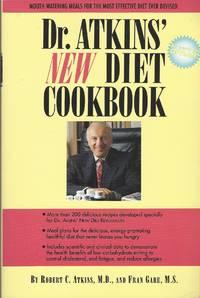 image of Dr. Atkins' New Diet Cookbook