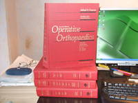 Operative Orthopaedics 4 vol. set