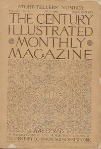 I OPENED ALL THE PORTALS WIDE. STORY-TELLERS' NUMBER. In Century Monthly Magazine, July, 1899