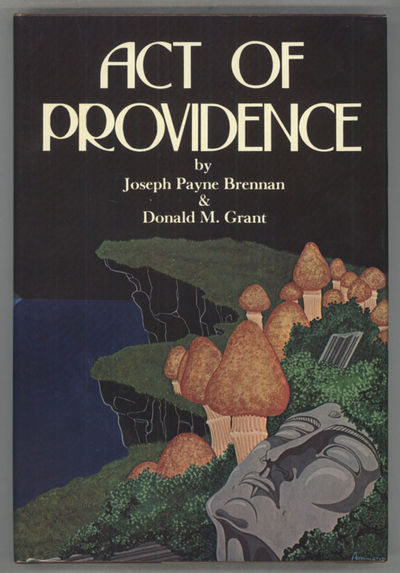 West Kingston, Rhode Island: Donald M. Grant, 1979. Octavo, Skivertex. First edition. Limited to 250...