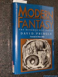 *Signed 2x* Modern Fantasy: The Hundred Best Novels : An English-Language Selection, 1946-1987 (1st)