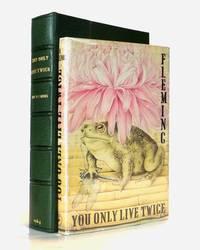 You Only Live Twice. (a James Bond novel)