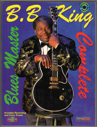 image of B.B. King: Blues Master Complete: Book & 3 CDs (Manhattan Music Publications)