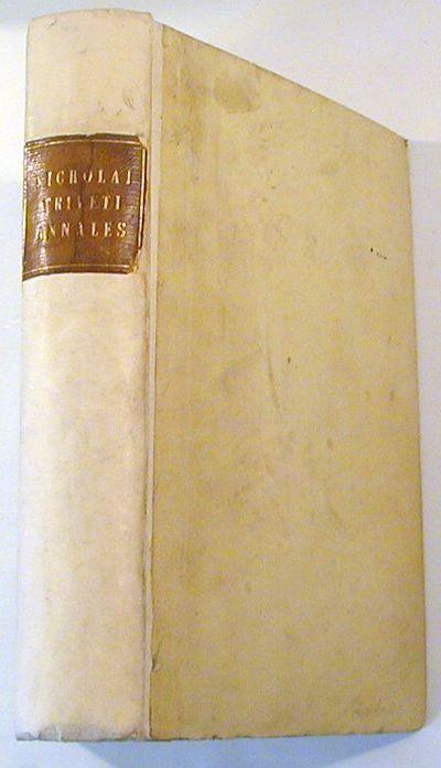 Londini: Sumptibus Societatis, 1845. First edition. Hardcover. Very good. 4to. xxxiii,(1),434pp. Vel...