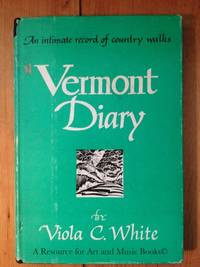 Vermont diary