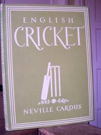 neville cardus essay on cricket Margaret hughes, who has died at the age of 85, was an unlikely blazer of an improbable trail this is the first book on first-class cricket not written by a man, began the foreword that.