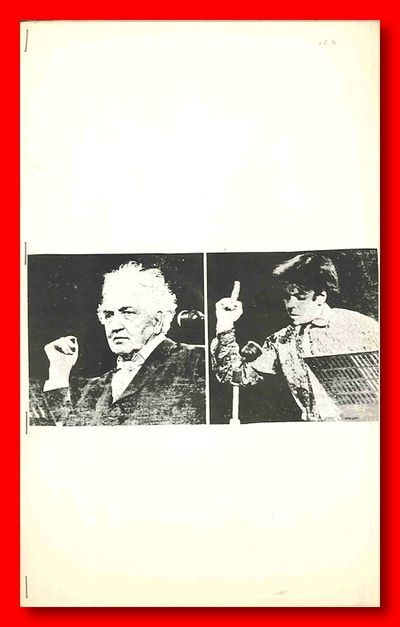 Brightlingsea, Essex, UK, 1968. Legal format. Stapled mimeographed text, with pictorial cover leaf. ...