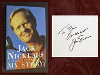 Jack Nicklaus: My Story (SIGNED by Jack and JSA Authenticated)