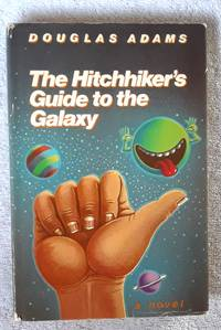 The Hitchhikers Guide to the Galaxy by Douglas Adams - 1st - 1979 - from RAREBOOK4UMN (SKU: 102991)