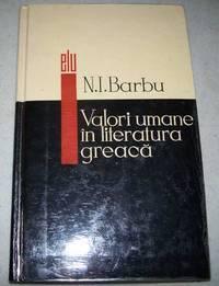 Valori Umane in Literatura Greaca
